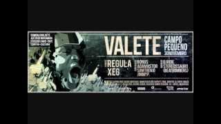 Valete ft  Jimmy P  Azagaia & Tamin   Sente Medo