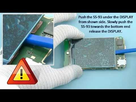 How to Disassembly Nokia Asha 230 Full