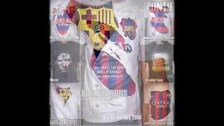Kaos 3D BARCELONA - Kaos Barca Fans Indonesia