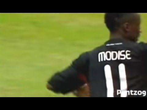 Teko Modise - The GENERAL 2008-9