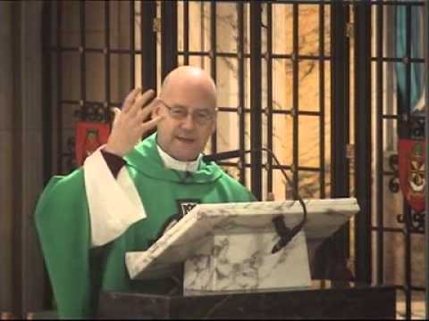 Homily 25 Jan 2015 -  Mgr Tormey