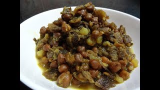 kala chana recipe