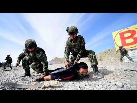 China, Kyrgyzstan conduct joint anti-terror drill in Xinjiang
