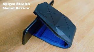 Spigen Stealth Car Mount Review - Fliptroniks.com