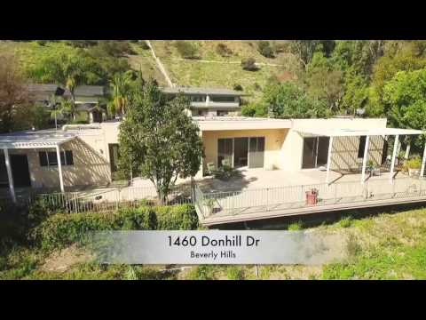 Beverly Hills Post Office homes for sale |  1460 Donhill Dr.  |  90210 real estate