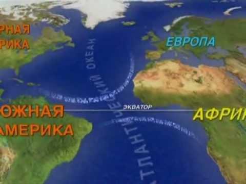 Течения в Мировом океане