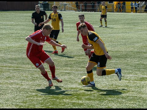 Annan Athletic Brechin Goals And Highlights