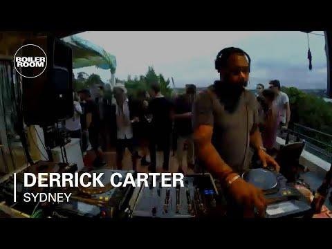Derrick Carter Boiler Room Sydney DJ Set