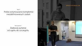 PyLight #7 - Kamil Sabatowski - Najczęstsze błędy junior devów i jak ich uniknąć