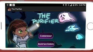 Desarrollo de un videojuego en Android (Básico) - The Purifier
