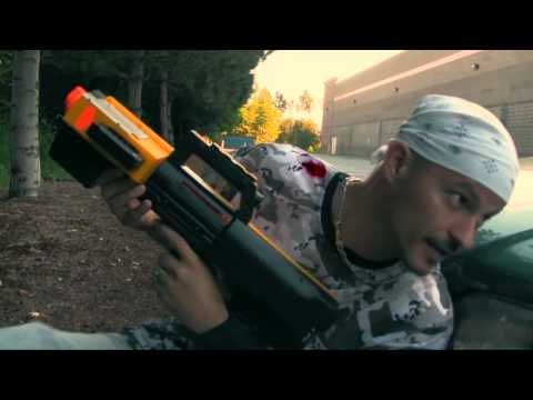 Insane Nerf War!!