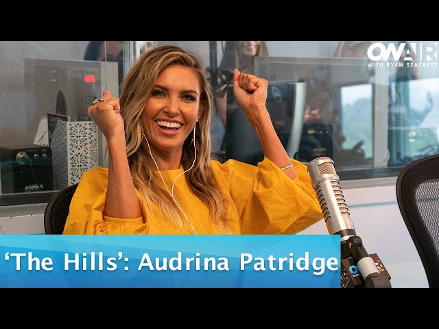 Audrina Patridge Comments about Kaitlynn Carter and Miley Cyrus | On Air With Ryan Seacrest