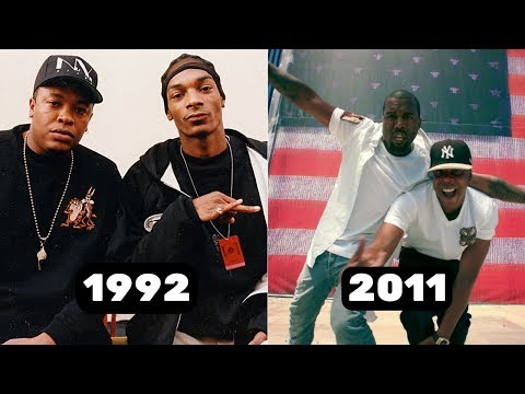 Best Rap Collab Song Of EACH YEAR (1985-2017)