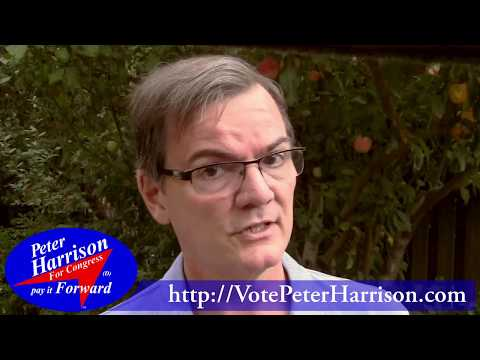 Climate Change ● Peter Harrison for Congress