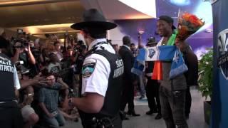 Didier Drogba débarque à Montréal | Drogba