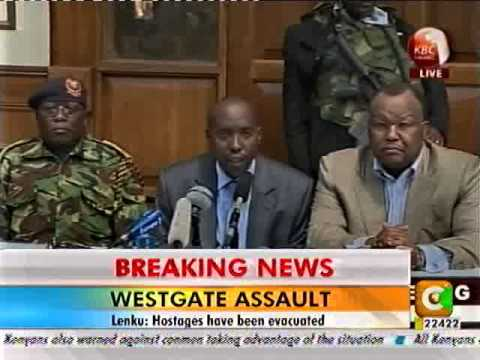Hostage Situation Press Briefing