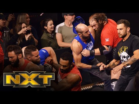 NXT, Raw and SmackDown Superstars engage in melee: WWE NXT, Nov. 20, 2019