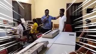 Mutta kana song agathish sing demo song