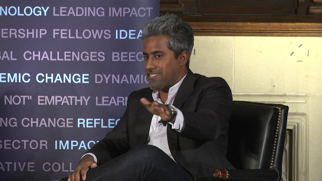 Winners Take All | Anand Giridharadas