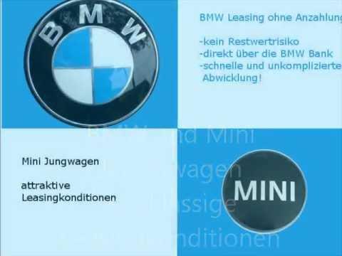 bmw Leasing ohne Anzahlung.wmv