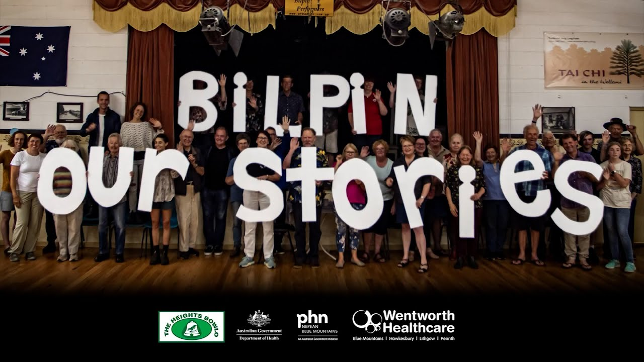 Empowering communities initiative helps fund Bilpin district's morale-boosting Our Stories video