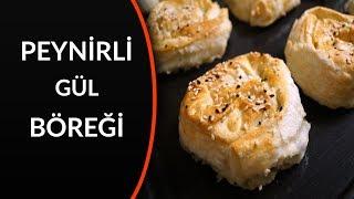 madensulu peynirli gül böreği tarifi