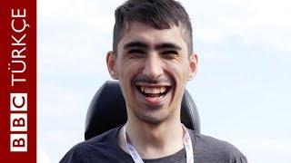 Muratcan Çiçek: Google'dan burs alan ilk Türk engelli