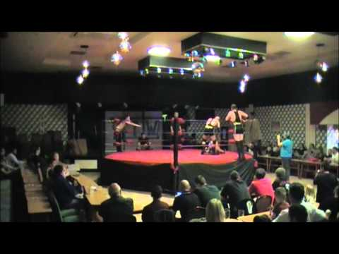 Full Tilt Wrestling Country Club vs Brawnbusters Thomas Wilson Club 1st August 2014