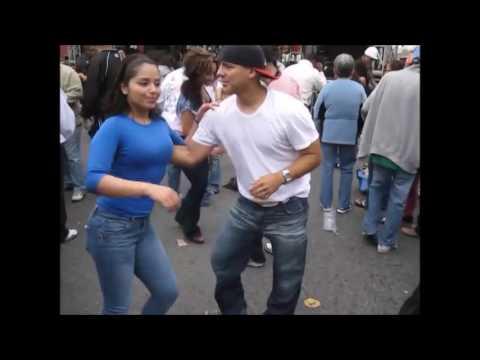 Northumbria University Salsa Society Video 2