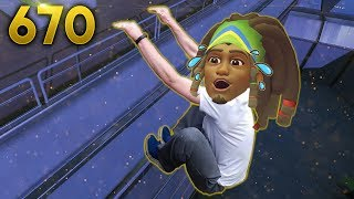 This Lucio Can't Get UP!! | Overwatch Daily Moments Ep.670 (Funny and Random Moments)