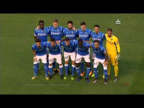 Lleida Esportiu 1-0 UD Melilla (Lleida Tv)
