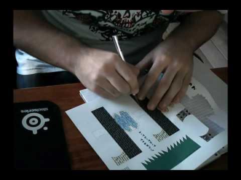 Papercraft Sushi Rolls PO