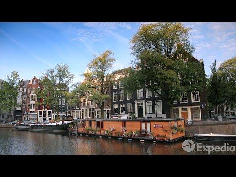 Paquete turístico y viaje combinado a Holanda e Inglaterra