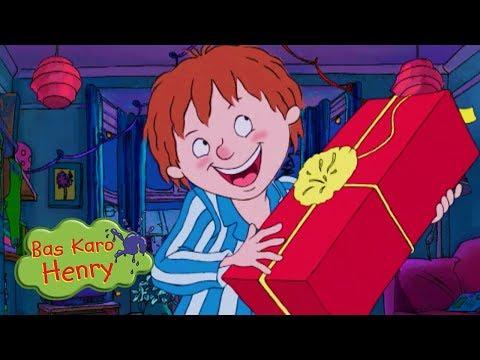 क्रिसमस - Bas Karo Henry | बच्चों के लिए कार्टून | Hindi Cartoons