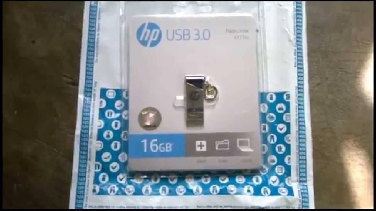 Hp X715w Usb 30 16 Gb Pen Drive Silver Review Speed Test Youtube Flasdisk 8gb V250w