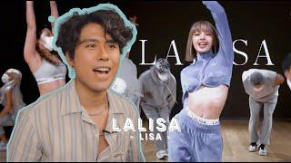 Performer Reacts to Lisa 'Lalisa' Dance Practice | ANALYSIS | Jeff Avenue