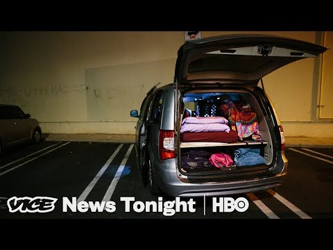 The Hidden Homelessness Crisis In California (HBO)