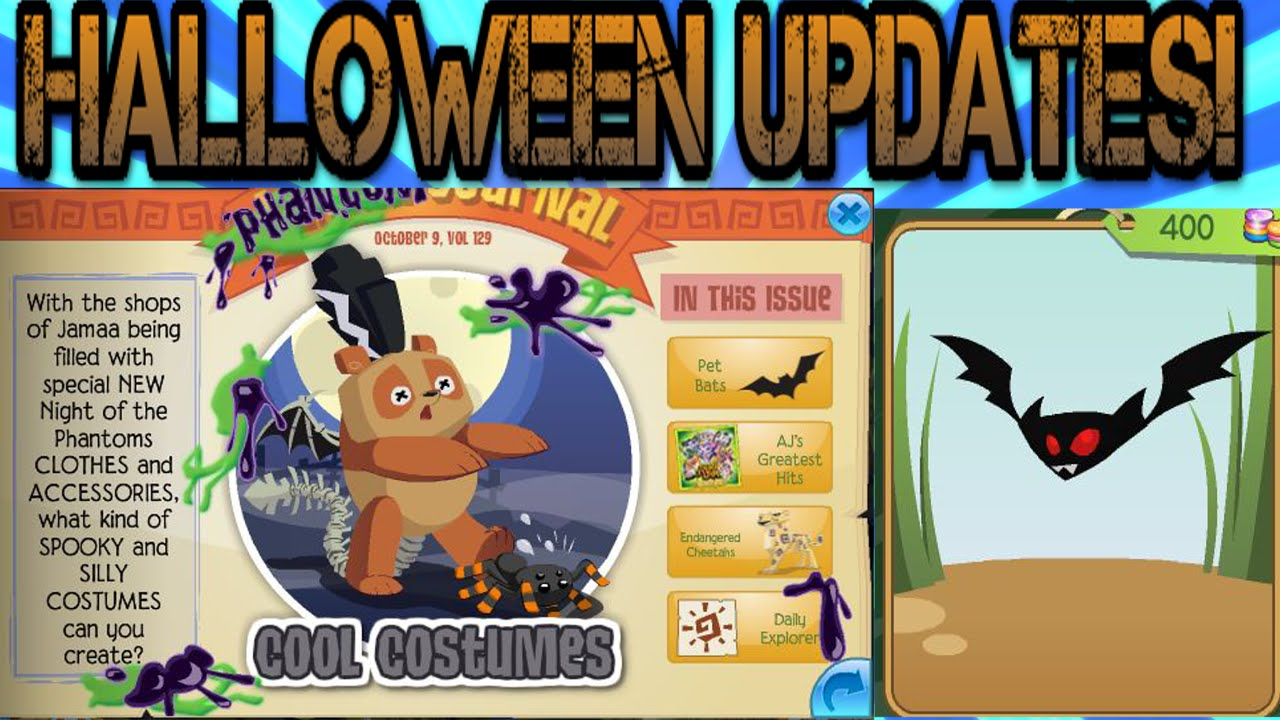 Animal jam halloween updates pet bats and spooky party - How to get a bat on animal jam ...