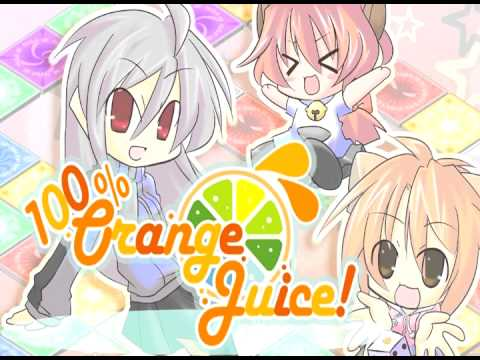 100% Orange Juice  Track 10 Arus Theme