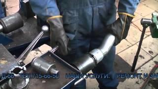 Замена катализатора и замена гофры на Volvo XC90.замена глушителя и катализатора.(, 2013-10-16T08:28:33.000Z)