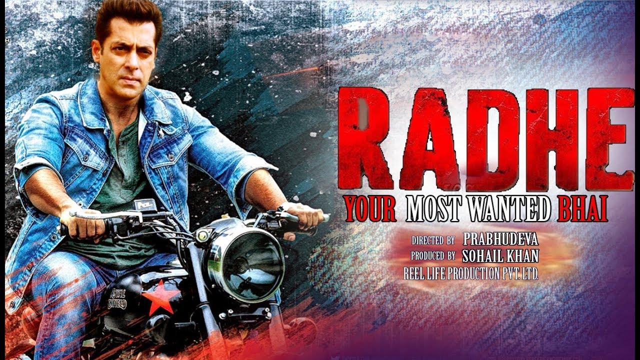 Salman Khan upholds the Eid commitment; finally announces Radhe's release date