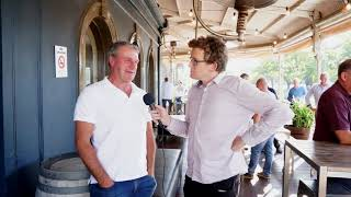 Darren Weir Speaks To Punters About Life As Australia's Best Trainer