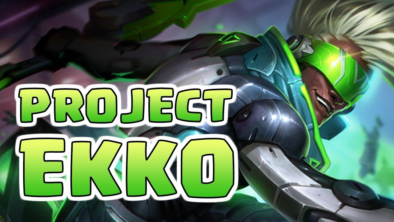 Ekko Tank Build S