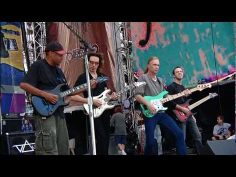 Steve Vai -- I'm The Hell Outta Here -- Crossroads guitar festival