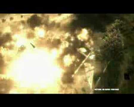 Shadow of The Sun Audioslave World In Conflict Tribute