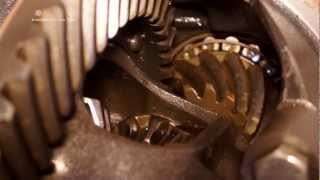 Land Rover Differential and Drive Flange