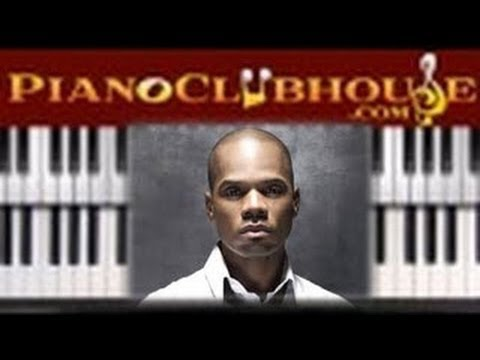 Lean On Me Kirk Franklin Easy Piano Tutorial Lesson Gospel