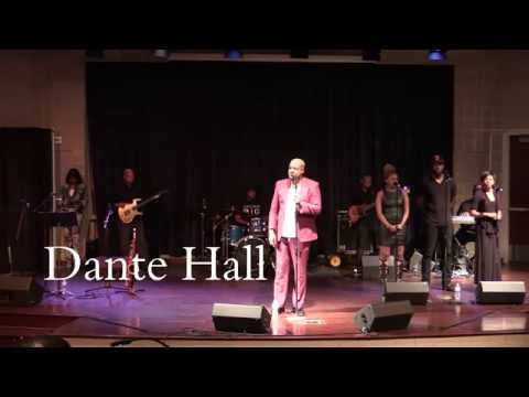 Dante Hall singing TRY 2015
