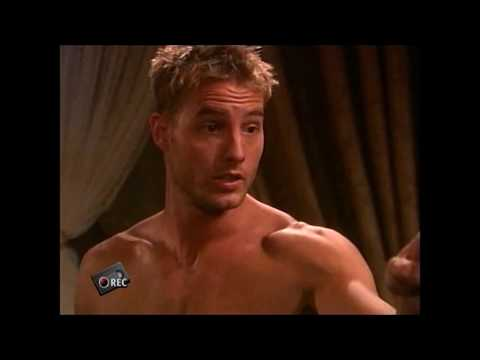 Justin Hartley bedroom  on Passions 2005