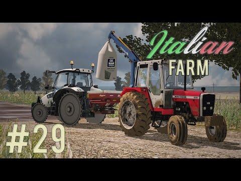 Italian Farm - Concimazione del riso #29